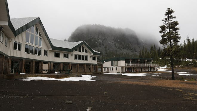 Hoodoo Ski Area remained closed much of the winter because of low snowpack.