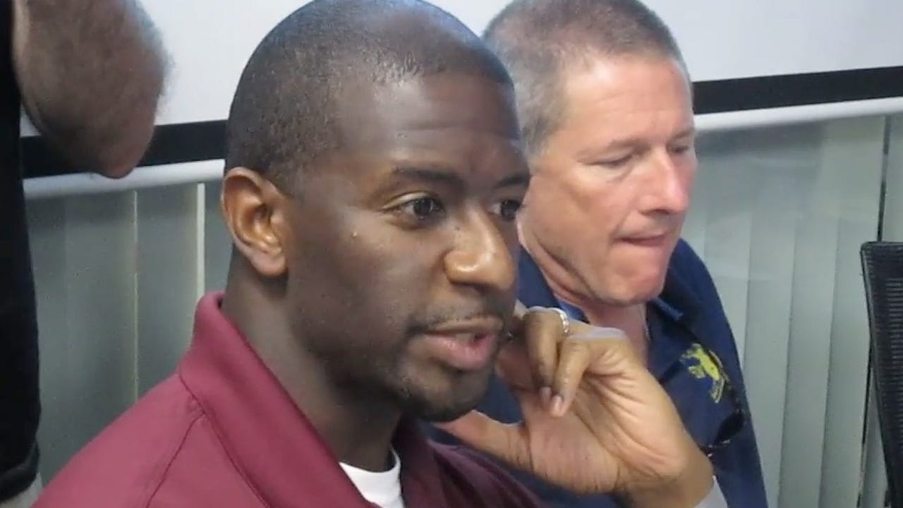 Gillum: 'Tonight we will be at 90-plus percent'