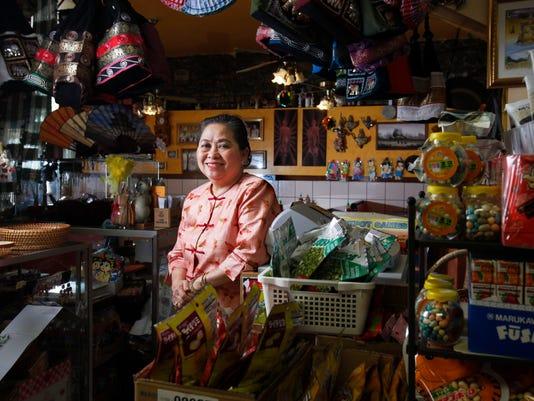 Customers keep Patti Myint cooking