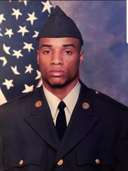 Everett Palmer Jr. enlisted in the U.S. Army after