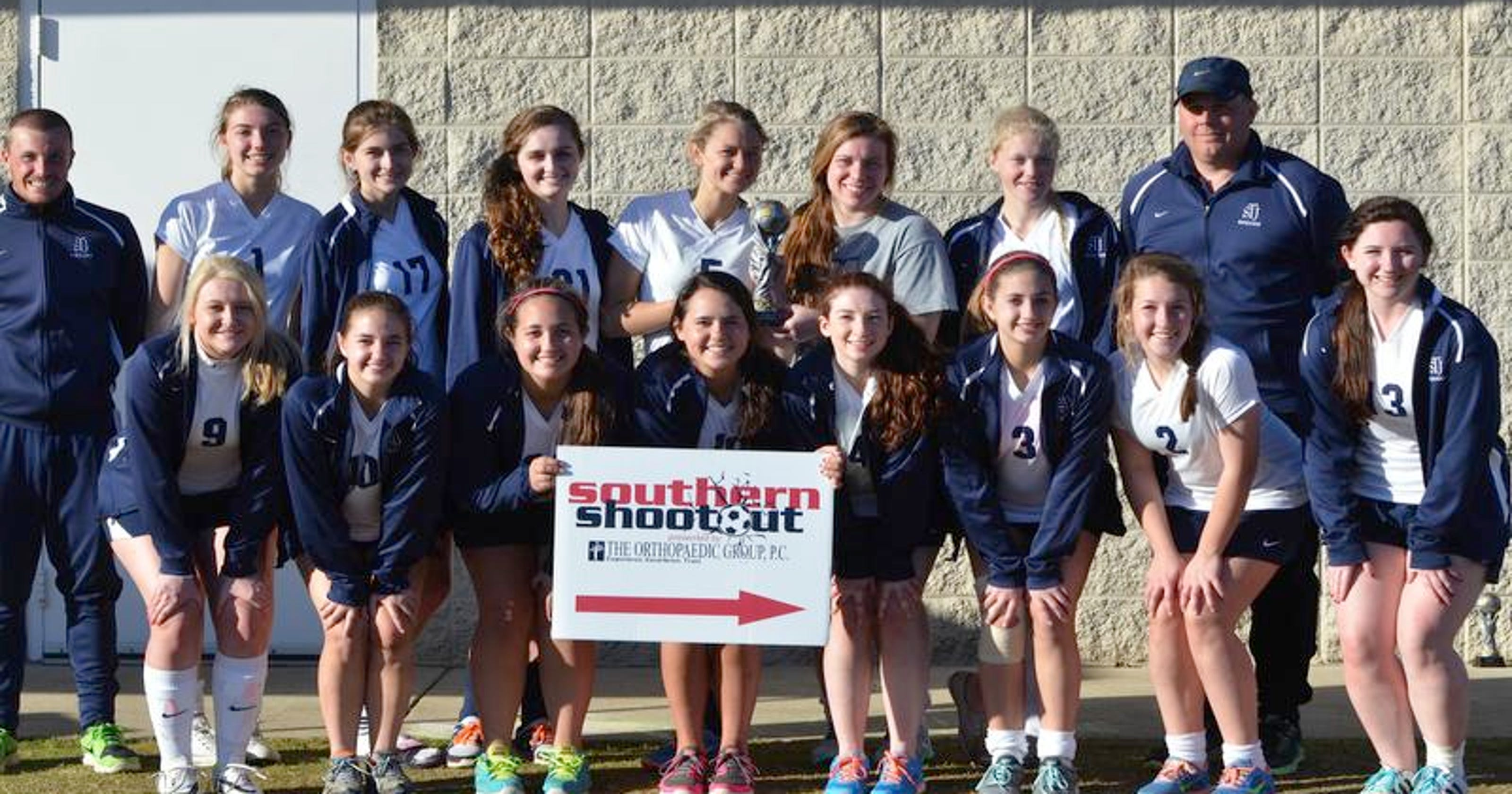 STJ soccer teams win 'Southern Shootout'