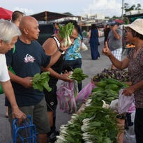 New market merging Farmer's Co-op and flea market sellers opened this weekend