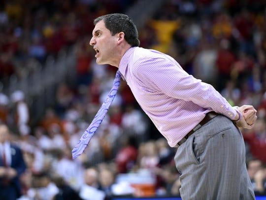 NCAA Basketball: Big 12 Conference Tournament-Oklahoma vs Iowa State