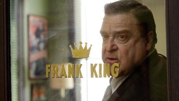 John Goodman as Frank King.