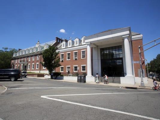 Mount Vernon Police headquarters