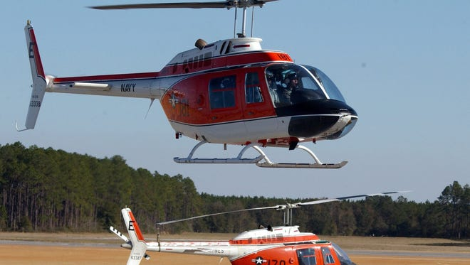 Whiting Field Naval Air Station will host the 2015Fleet Fly-In including 25 Navy, Marine Corps and Coast Guard helicopters from around the country.