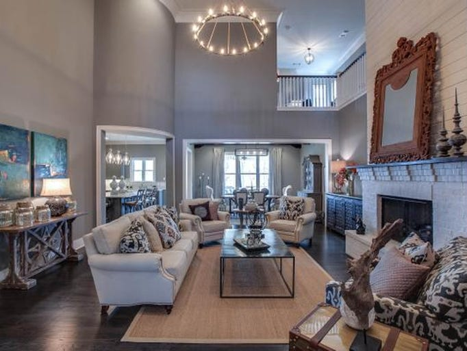 Signature Homes recently opened a new, professionally decorated model home in Brentwood's new Cromwell neighborhood.