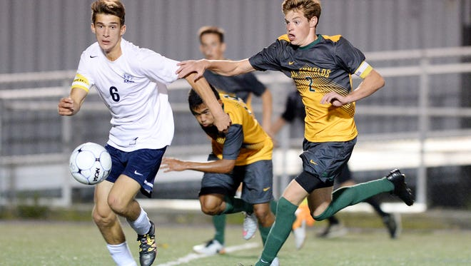 Reynolds and Roberson are two state-ranked teams in NCHSAA soccer.