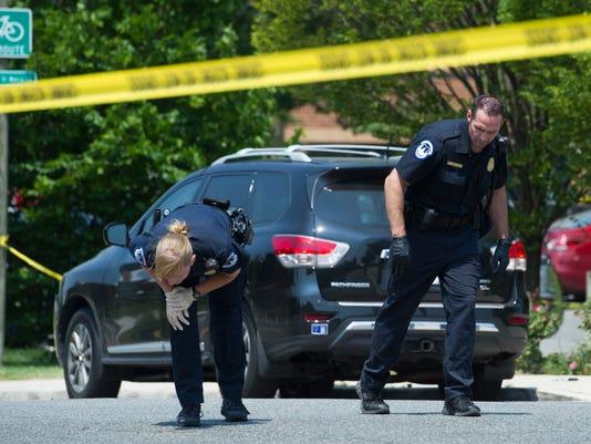 AP CONGRESSMAN SHOT A USA VA