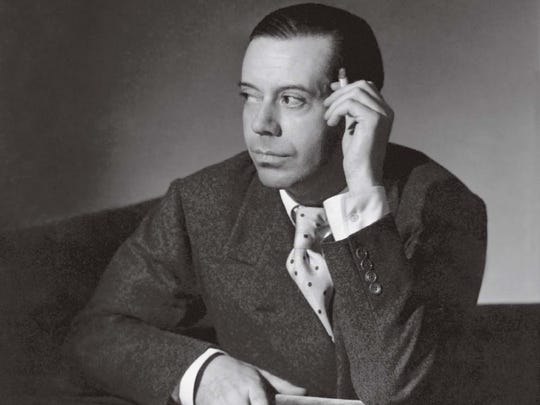 "Cole Porter composed music and lyrics for Broadway shows across 39 years -- highlighted by ""Paris"" (1928), ""Anything Goes"" (1934) and ""Kiss Me, Kate"" (1948)."
