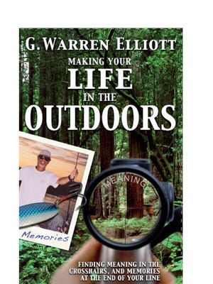 G. Warren Elliott has published a book of his short stories about th eoutdoors in Pennsylvania.