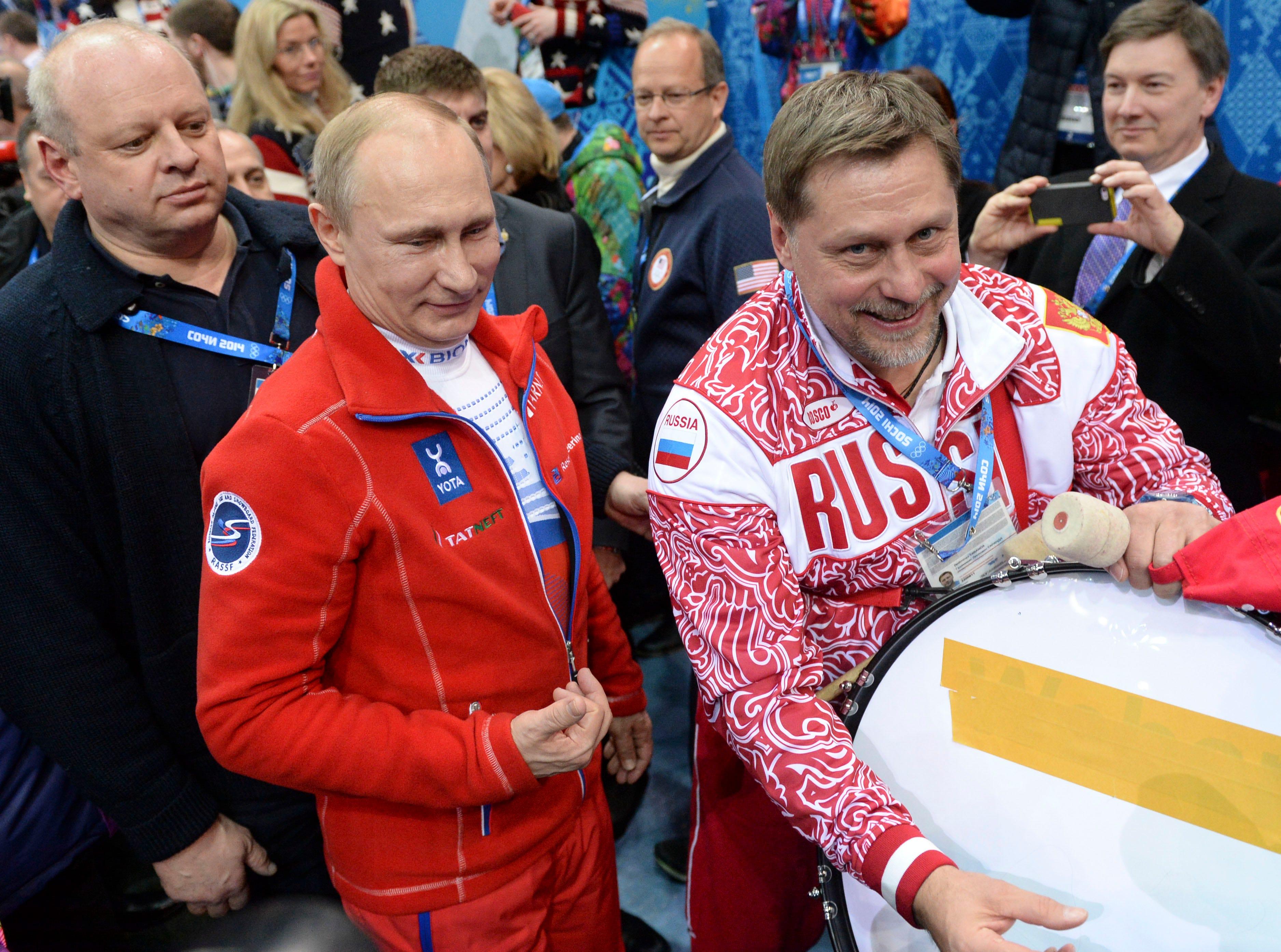 Americans can boycott the Sochi Olympics 07/17/2013 4