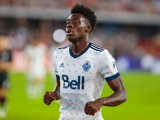MLS: Vancouver Whitecaps at D.C. United