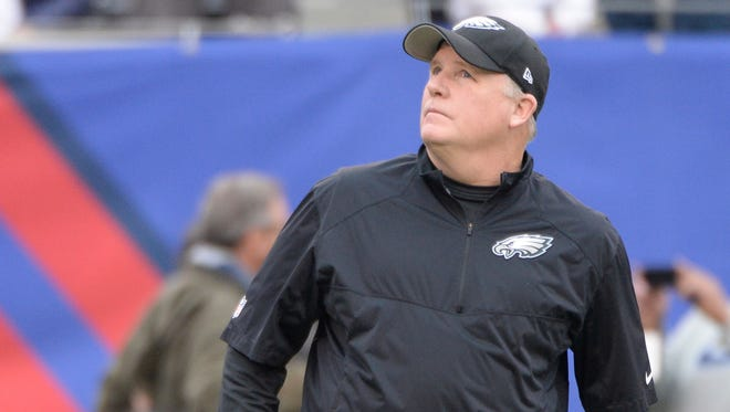 Philadelphia Eagles head coach Chip Kelly is now also the team's general manager.