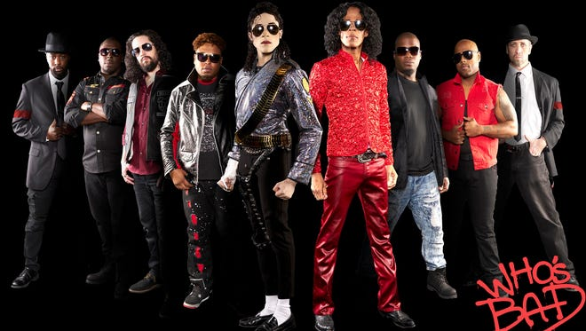 Who's Bad, the Michael Jackson tribute