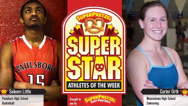 SUPERPRETZEL Super Stars