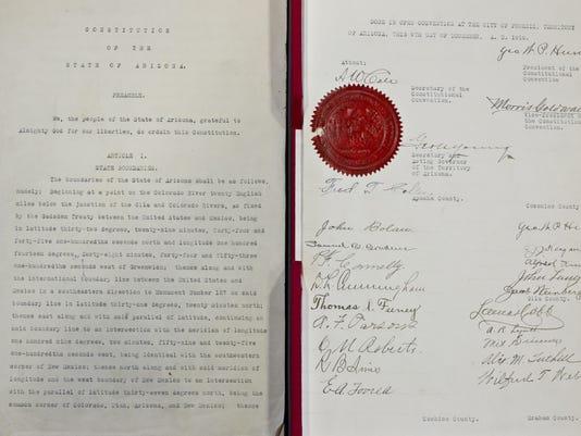 Arizona Constitution