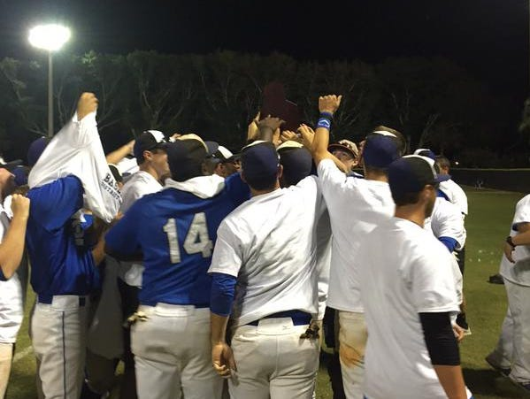 For the first time in over a decade the Trinity Christian Conquerors are baseball district champions.
