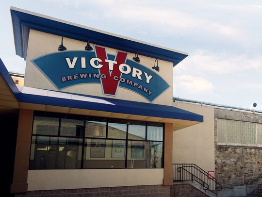 Victory Brewing Company's Downingtown location.