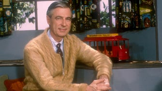 Fred Rogers promoted kindness and curiosity as the soothing host of long-running children's show 'Mister Rogers' Neighborhood.'