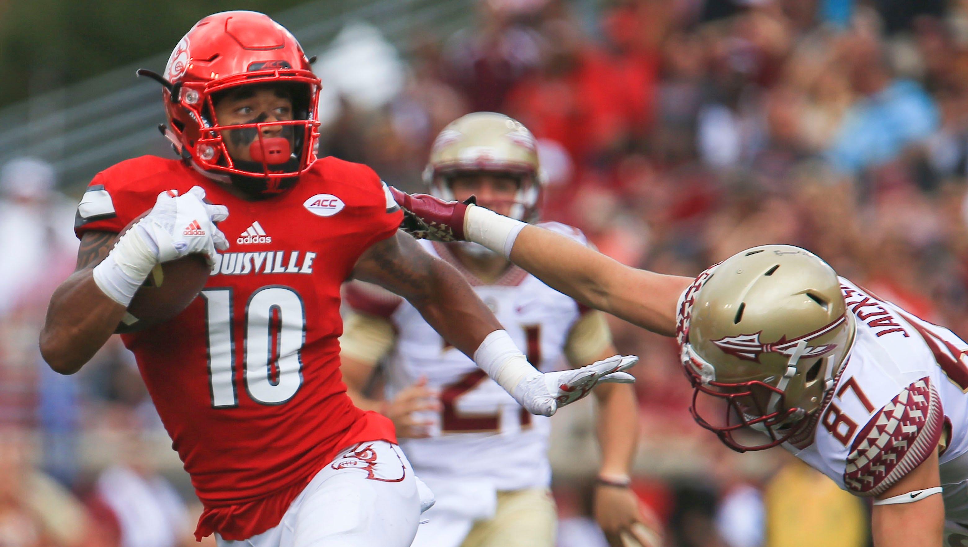 Louisville football   Hearns, Alexander protecting NFL draft hopes
