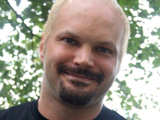 Nyack-based filmmaker Joshua Atesh Litle.