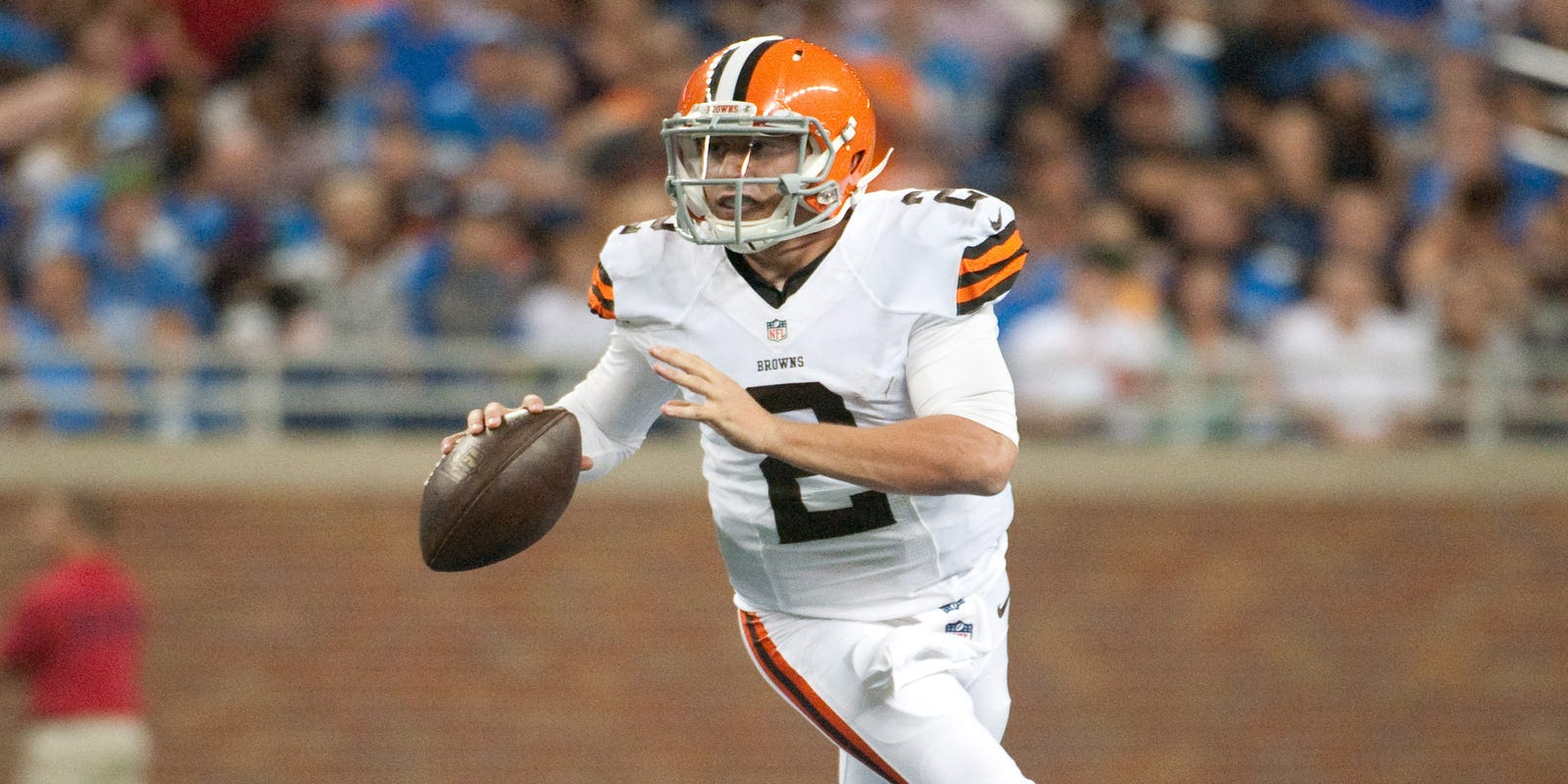 a9aa16c2b Johnny Manziel s next game could decide Browns  QB race