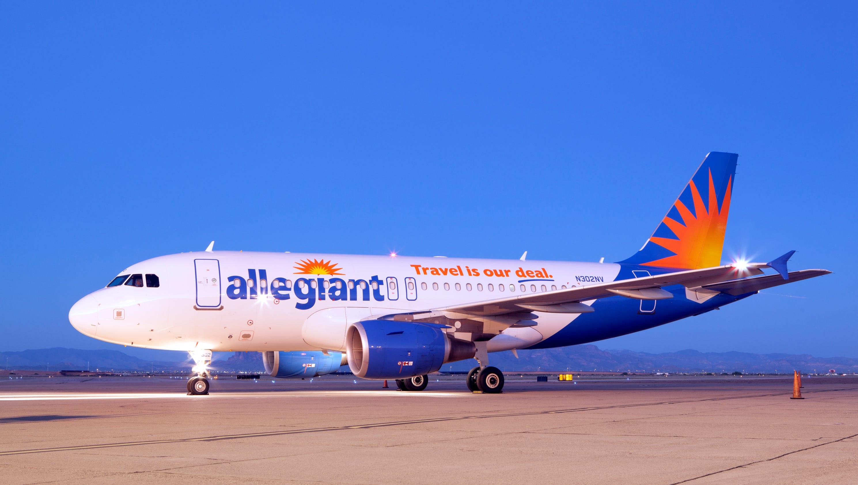 Allegiant Air Expanding Yet Again At Cvg
