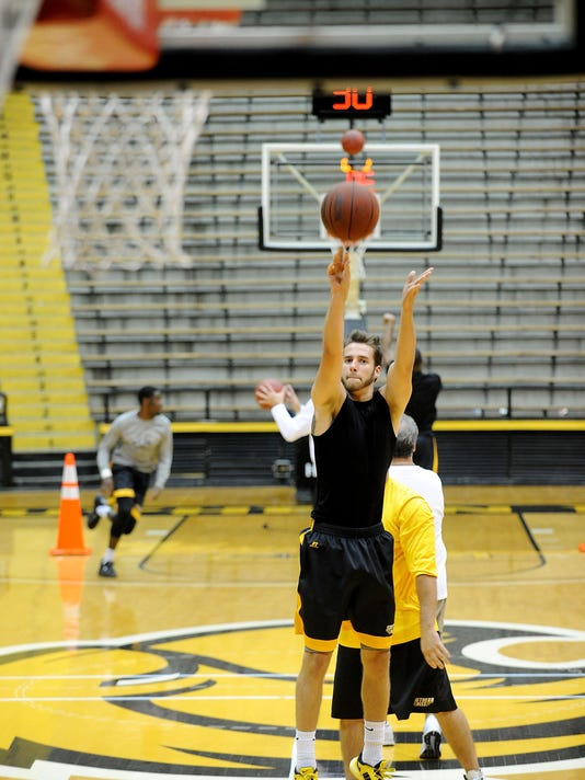 Southern Miss Basketball Practice | Gallery