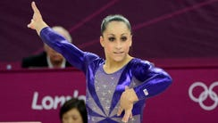 Jordyn Wieber added her name to the list of gymnasts
