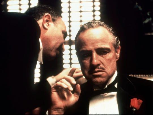 Marlon Brando won an Oscar for best actor for his portrayal