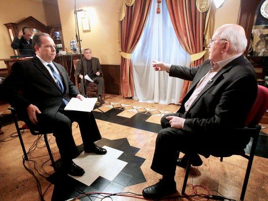 Newsmax - Ruddy and Gorbachev - 12.07.10