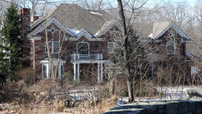 The exterior of former NBA star Latrell Sprewell's home at 4340 Purchase Street in Purchase Jan. 19, 2016.