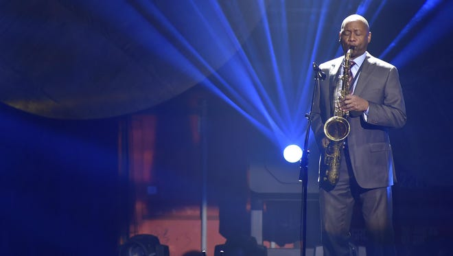 Jazz musician Branford Marsalis will perform with is quartet at State Theatre of Ithaca on Thursday.