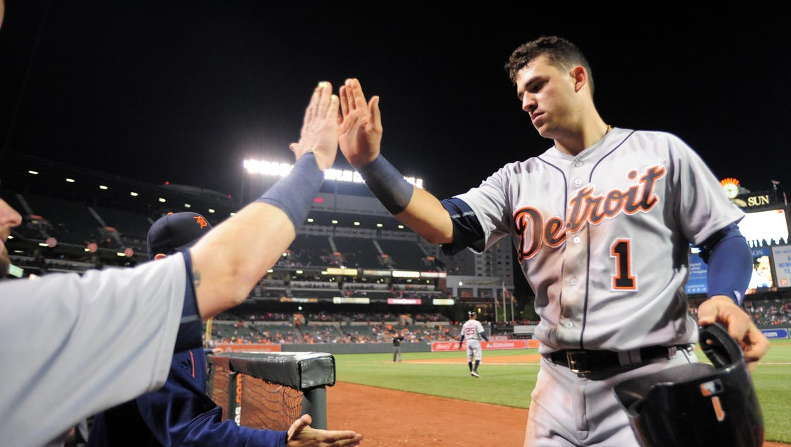 How to watch tonight's Tigers-Orioles game