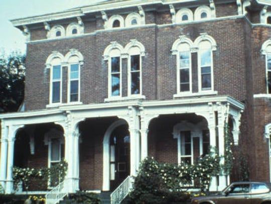 Grace Julian Clarke's home