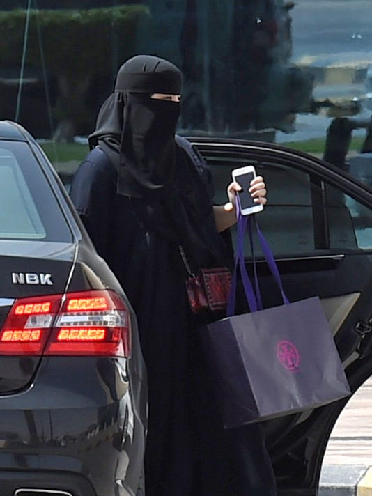 SAUDI-RIGHTS-WOMEN-DRIVING