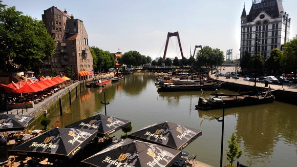 Oude Haven.