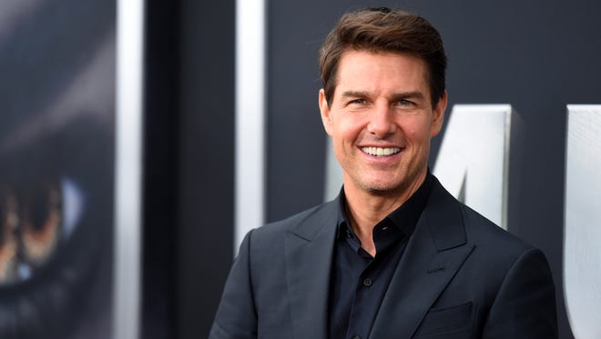 Tom Cruise plays a soldier-of-fortune who accidentally releases a dark mummy force onto the world.