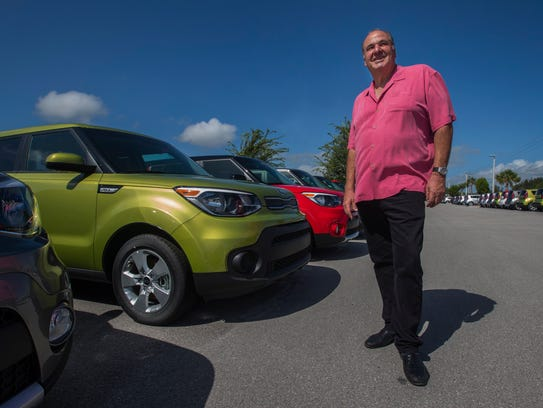 Billy Fuccillo Kia Soul Transform Driving In Southwest