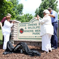 Ohio's newest state park and wildlife area named in honor of Jesse Owens