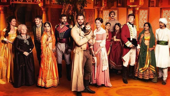 "Tom Bateman plays the leading role of John Beecham in ""Masterpiece: Beecham House."""