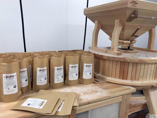 John Limbach and Nicholas Novaczyk imported a wooden