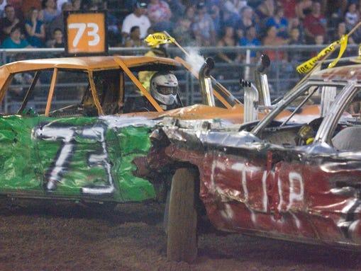 Spring Demolition Derby