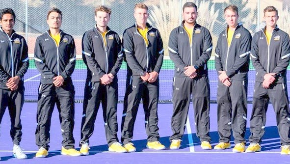 The WNMU men's tennis team picked up a few wins on the road in Arizona.