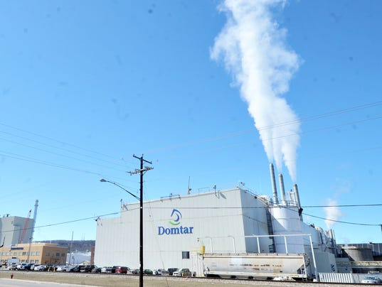 domtar paper mill Thunder bay, on, nov 14, 2017 (the chronicle journal) -domtar says it has been forthcoming about mercury-contamination issues in the vicinity of its dryden pulp mill.
