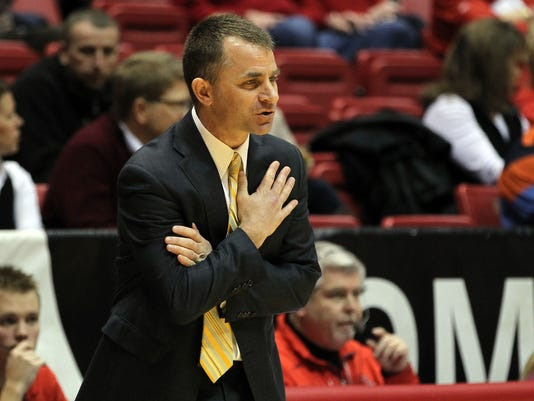 NCAA Basketball: Northern Illinois at Ball State