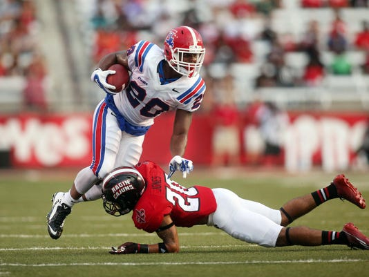 NCAA Football: Louisiana Tech at UL Lafayette