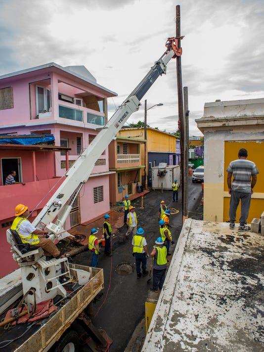 Puerto Rico hurricane recovery