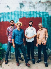 The Steel Wheels perform Sunday at the Haunt.
